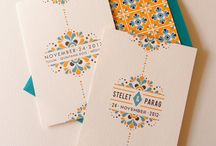 Invitation Design / All things paper!