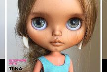 Interviews with Blythe Doll Customizers