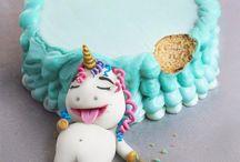 Tortas unicornio