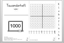 Mathe:1000er Raum