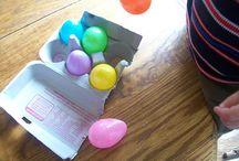 Kids: Toddler Busy Bag Ideas / by Jen Miller