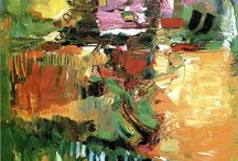 Hans Hoffman-Abstract Expressionism