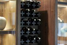 Wino - półki