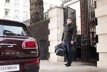Henry Cavill in Mini Clubman Photoshoot / Henry Cavill in promo photoshoot for Dunhill & MINI Clubman: they bring you a look how Henry spends a day.  The photoshoot took place in November 2015.