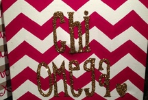 Chi Omega, Yours Forever / by Vivian Chau