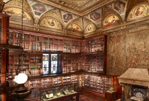 Pierpont Morgan's Library & Study / by The Morgan