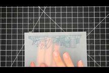 Scrapbook / cardmaking
