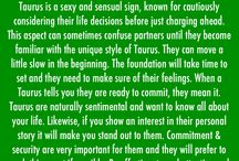 My Personality Explained: Taurus / by Danielle Cannon