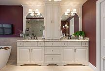 Burberry bathroom / Master bathroom for the Burberry lover