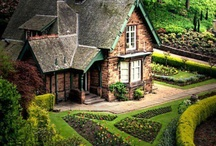 Quaint Cottages and decor / by chrissy s