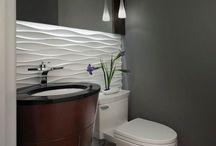 Bathrooms;)