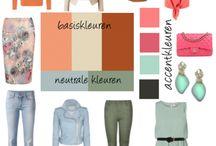 Lente kleuren
