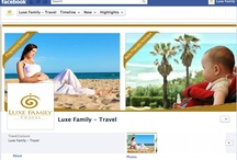 Like Us on Facebook / FInd us on Facebook and Like our page to receive the latest offers and news from Luxe Family - Travel / by Luxe Family - Travel