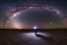 Γαλαξίας / Αστέρια