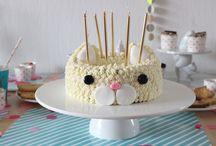 Idées de gâteaux