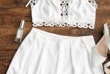 TWO-PIECE OUTFITS / Two-piece outfits in Zaful