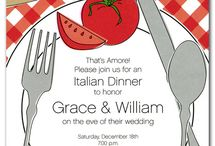 Italian Dinner Party / by Southern Gal