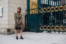 ML - Fashion Week Street Styling