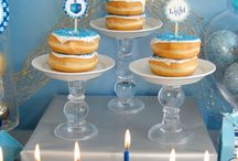 Hanukkah  / Gifts and ideas for the Eight Nights of Hanukkah Celebrations