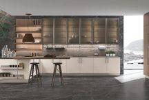 Konyha   Kitchen / Csodás konyha bútorok olasz gyártóktól.   Beautiful kitchens from Italian manufacturers.