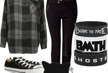 Emo-Outfits