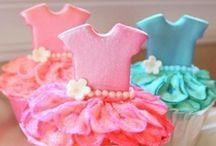 Cupcakes fashion-moda / Cupcakes para las más fashionistas y amantes de la moda. ¡La moda más dulce!