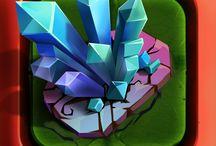 Crystal Quest: Puzzle Saga