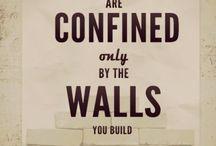 Inspirational Wall