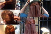 moto hair