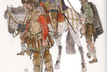 XVII century armies