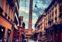 bologna /  the city where is easy to live!