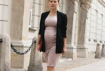 Maternity style/Moda ciążowa / Fashion for pregnant girls