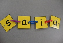 Sight Word Activities / by Lindsay Csar