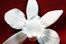 Flowers gum paste