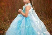 Disfraz de Elsa