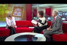 Author Hilary Robinson on the BBC