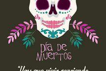 Día de Muertos-frases