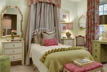 Bedrooms / by Wendy Bell