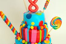 Bday cake ideas / by Teri Mitchell