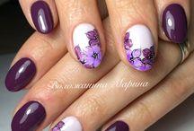 Nail / beauty nails and