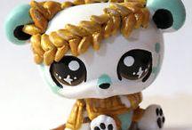 Littlest Pet Shop / Littlest Pet Shop ~ Fantázia, játék, színek és videók.