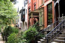 NY TOWN HOUSES!!!