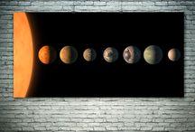 NASA prints