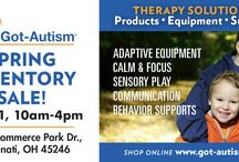 SALE at Got-Autism.com / Get the latest info on upcoming Sales and Discounts