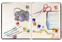 Sketchbooks & Art Journals
