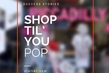 Pop up stores ideas