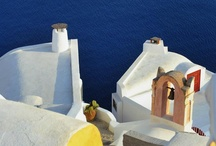 Stunning examples of aegean architecture / https://www.facebook.com/lifethinktravel