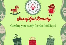 SassyGalBeauty Subscriptions / Pics of ALL my sub boxes !!