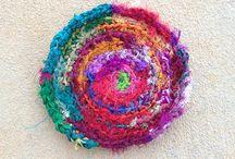 Crochet kitchen decor / by Crochetbug