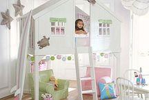Home decor childrens room